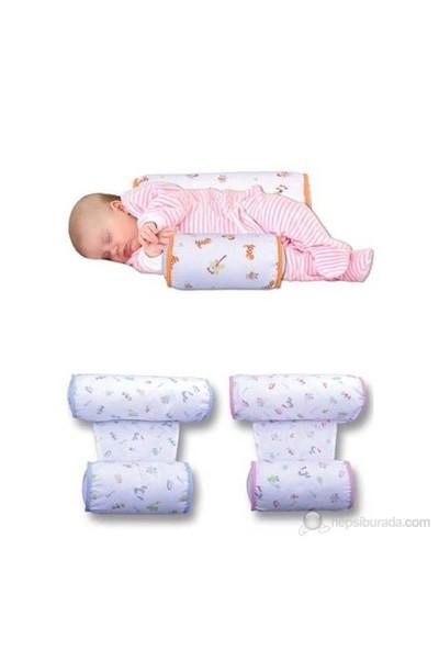 Sevi Bebe Güvenli Yatış Yastığı Sarı