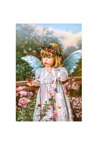 Castorland 1000 Parça Puzzle Butterfly Dreams