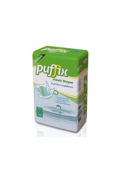 Puffix Hasta Bezi Medium 30Lu