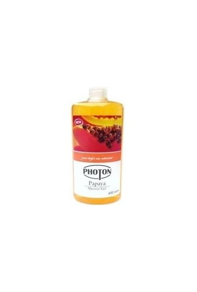 Photon Papaya Shower Gel 600 Ml - Duş Jeli