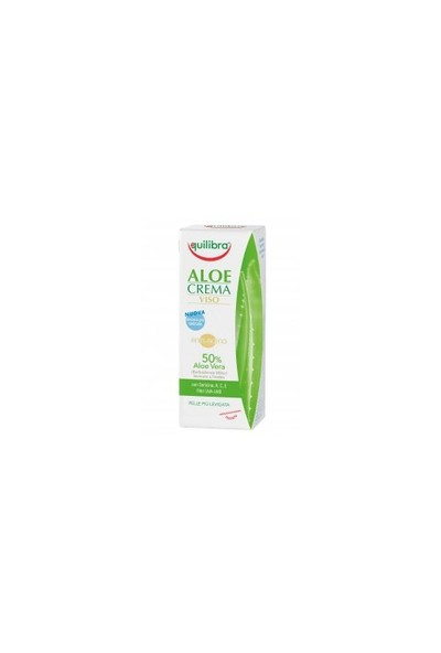Equilibra Aloe Anti Aging Face Cream 50 Ml - Yüz Kremi