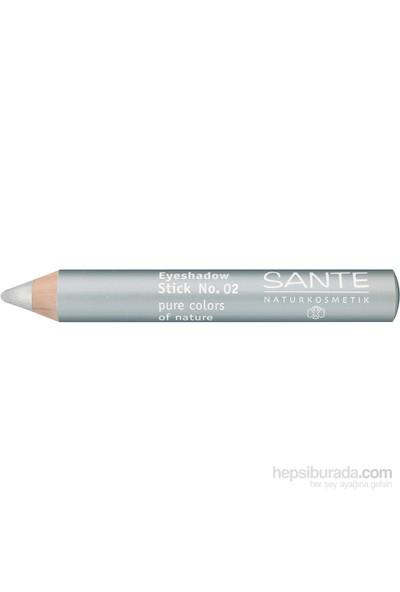 Sante Göz Farı Kalemi No.02 - Gümüş