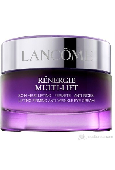 Lancome Renergie Yeux Multi Lift Soin Lifting Fermete 15 Ml Göz Kremi