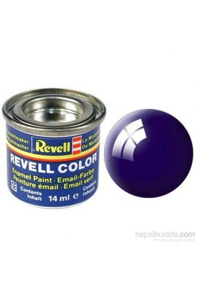 Revell-32154 Parlak Gece Mavisi Plastik Maket Boyası (Yağlı Boya)