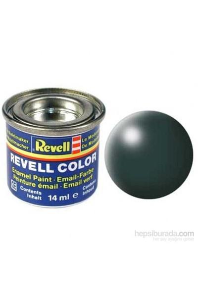 Revell-32365 Patina Yeşili (Küf) İpek Plastik Maket Boyası (Yağlı Boya)