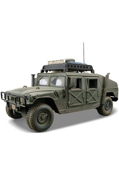 Maisto Humvee Model Araba 1:24 Dirt Riders Yeşil