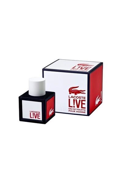 Lacoste Live Pour Homme Edt 40 Ml Erkek Parfüm