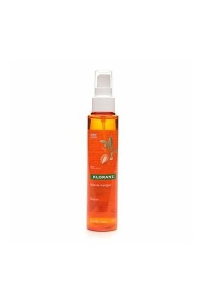 KLORANE Huile de Mangue Spray 125 ml - Mango yağı (Kuru ve yıpranmış saçlar)