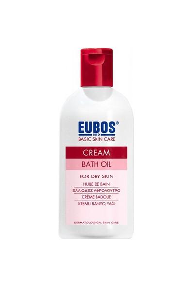 Eubos Kremli Banyo Yağı 200Ml
