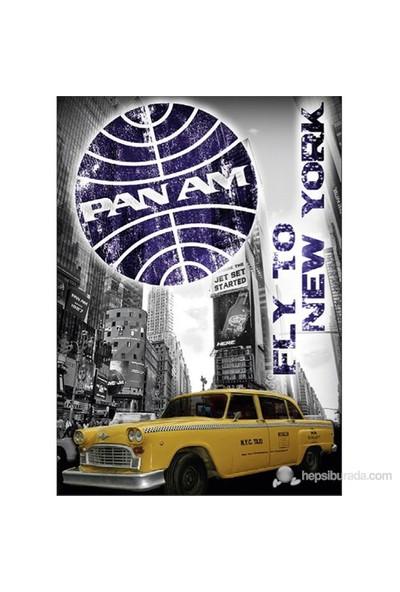 Schmidt Puzzle 1000 Parça New York Taxi Pan Am Puzzle