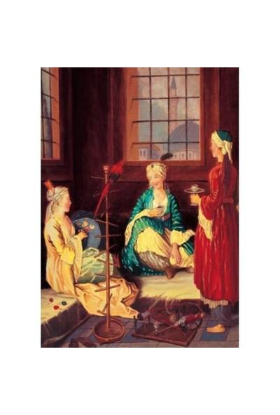 Educa Puzzle Sarayda Kahve İçen Kadınlar (1500 Parça)