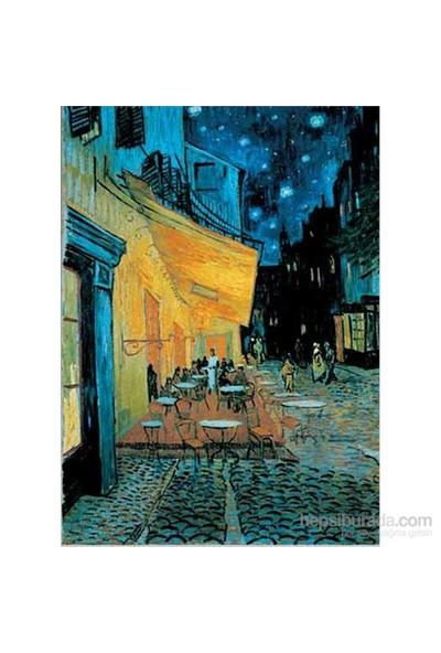 Cafe De Nuit, Van Gogh (1500 Parça Puzzle)
