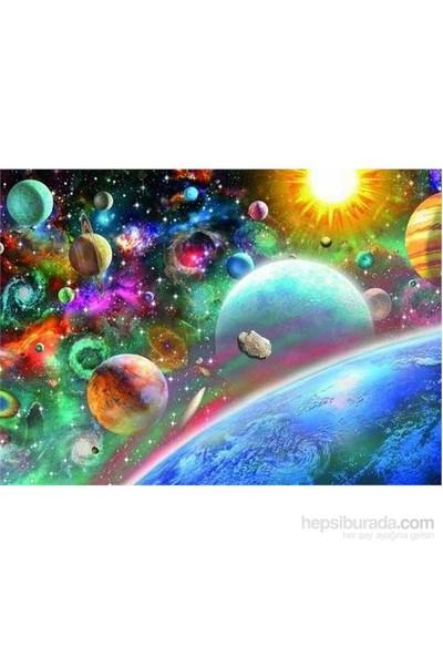 Planets, Adrian Chesterman (3000 Parça Puzzle)
