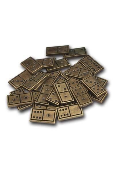 Zamak Domino - Istaka Ve Taşıma Çantalı