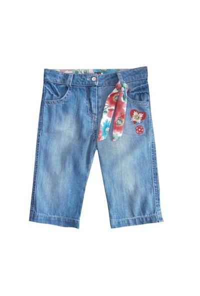 Zeyland Kız Çocuk Denim Pantolon K-41Z202kth01