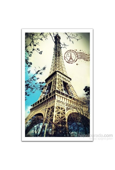 Pintoo Eyfel Kulesi - 1000 Parça Puzzle