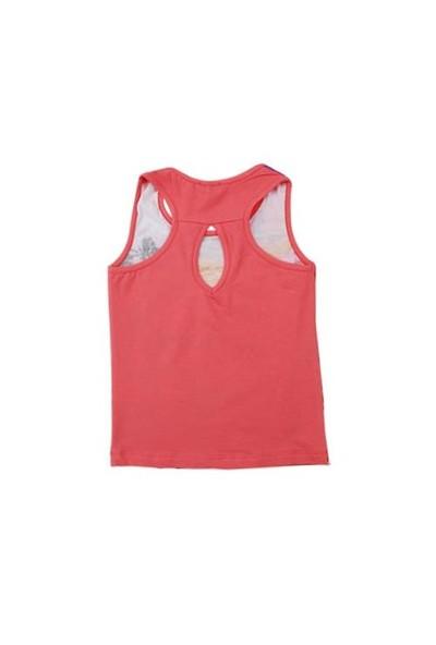 Zeyland Kız Çocuk Pembe Atlet K-51Z534neb54