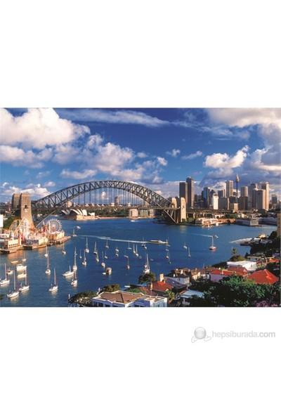 Trefl 1000 Parça Puzzle Sidney Liman Ve Köprü