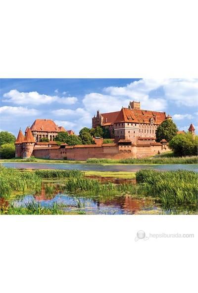 Castorand 3000 Parça Malbork Castle Polland puzzle