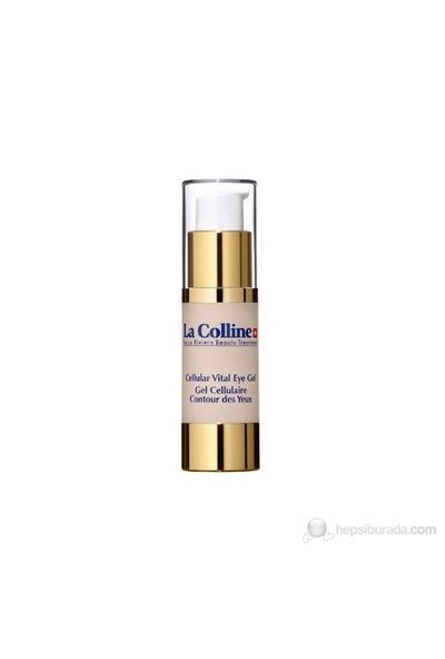 La Colline Cellular Vital Eye Gel 15 Ml Torbalanmaya Karşı Jel