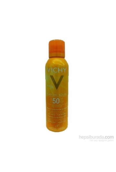 Vichy Capital Soleil Spf 50 Hydrating Mist Güneş Spreyi 200 Ml