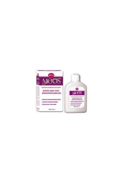 Moos Kükürtlü Normal Kepek Şampuanı 200 ML