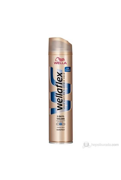 Wellaflex Şekillendirici Saç Spreyi 2 Gün Hacim 250 ml