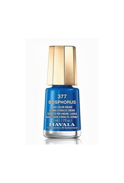 Mavala Mini Color 377 Bosphorus 5ml Oje