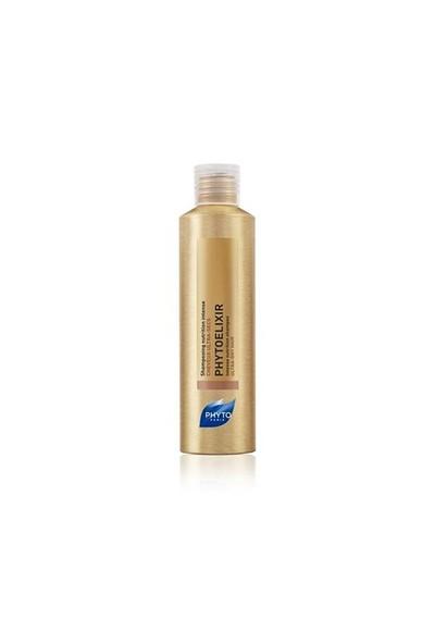 Phyto Phytoelixir Intense Nutrition Shampoo 200ml - Çok Kuru Saçlar İçin Yoğun Besleyici Şampuan