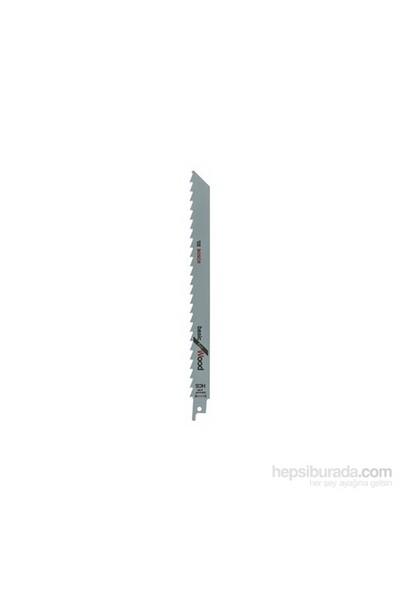 Bosch - Basic Serisi Ahşap İçin Tilki Kuyruğu Bıçağı S 1111 K - 2'Li Paket