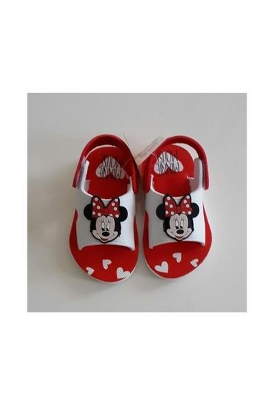 Disney Minnie Mouse Sandalet - Plaj Ayakkabısı