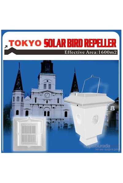 Tokyo Güneş Enerjili Solar Kuş Kovucu (1600 m2)