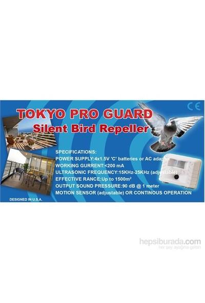 Tokyo Pro Ultrasonik Kuş Kovucu (1500m2)