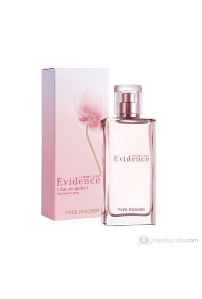 Yves Rocher Comme Une Evidence Edp 50 Ml Kadın Parfümü