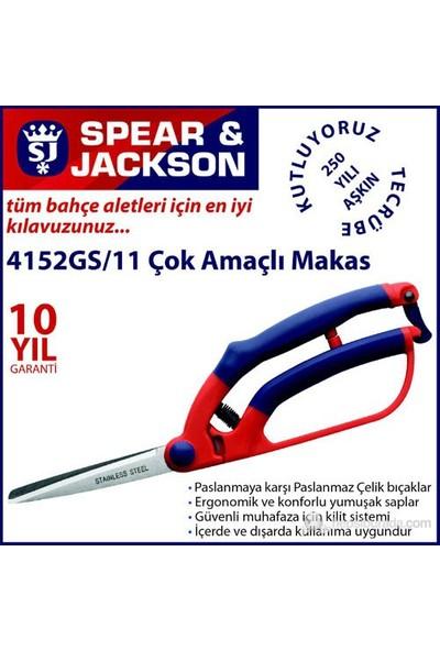 Spear And Jackson 4152Gs11 Çok Amaçlı Makas