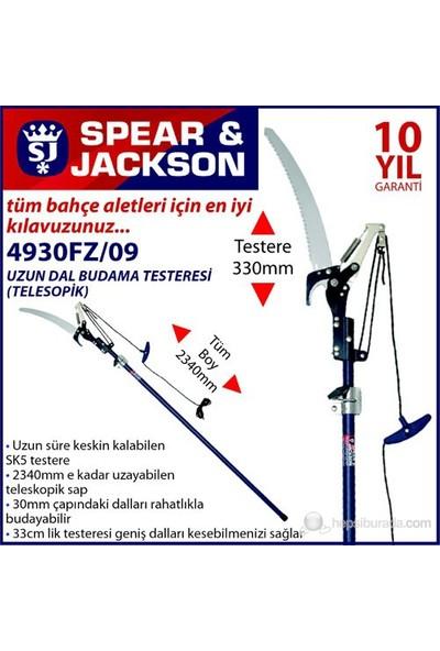 Spear And Jackson 4930Fz09 Teleskopik Budama Testeresi Pro