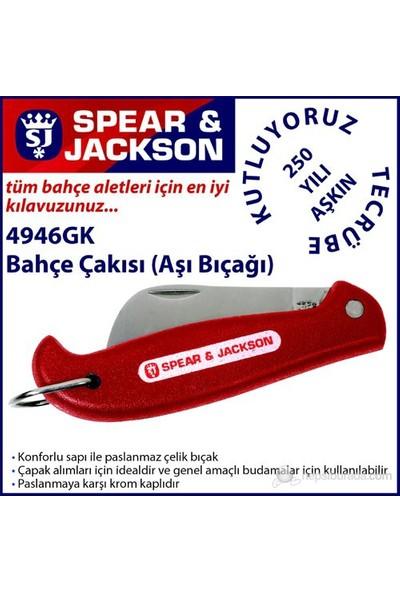 Spear And Jackson 4946Gk Bahçe Çakısı - Aşı Bıçağı