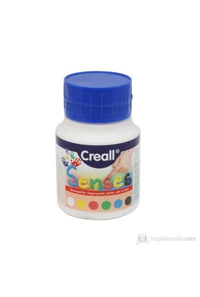 Creall Senses Hissedilebilir Parmak Boyası 500 Ml Beyaz - 07