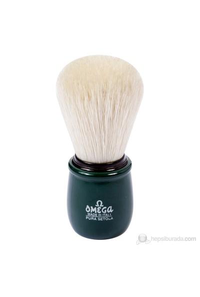 Omega Tıraş Fırçası 10051 (Yeşil)