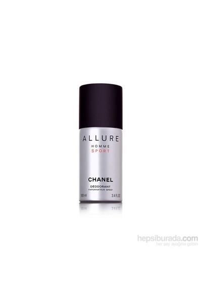Chanel Allure Homme Sport Deodorant 100 Ml -Erkek Deodorant
