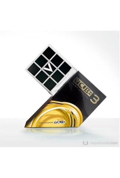 V-Cube 3 Beyaz Klasik Küp