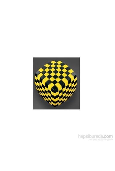 V-Cube 7 Illusion Sarı-Siyah