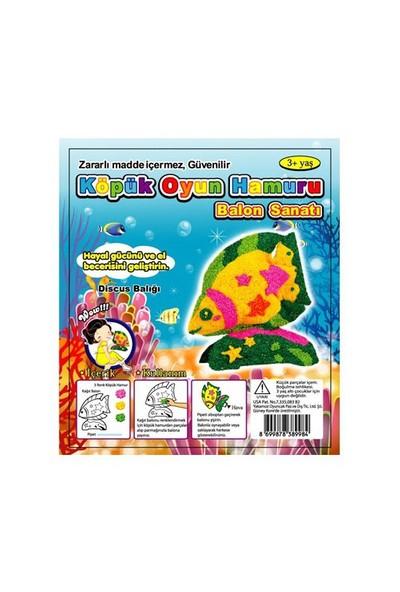 Colorloon Balıklar Köpük Oyun Hamuru (3'lü)