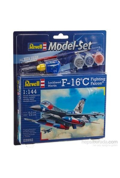 Revell Model Set F-16C Usaf-63992 (Plastik Maket)