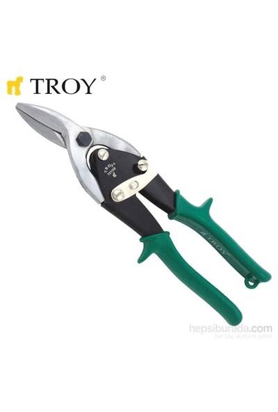 Troy 21102 Sac Kesme Makası (Sol)