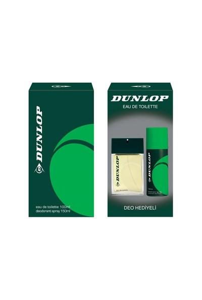 Dunlop Klasik (yeşil) Erkek Parfüm Set