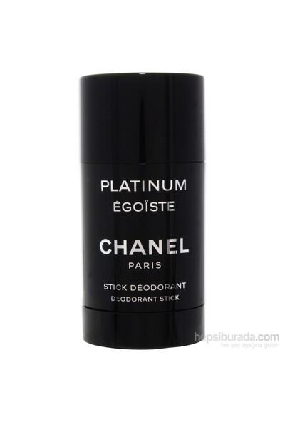 Chanel Egoiste Platinum Deo Stick 75 Ml -Erkek Deo Stick