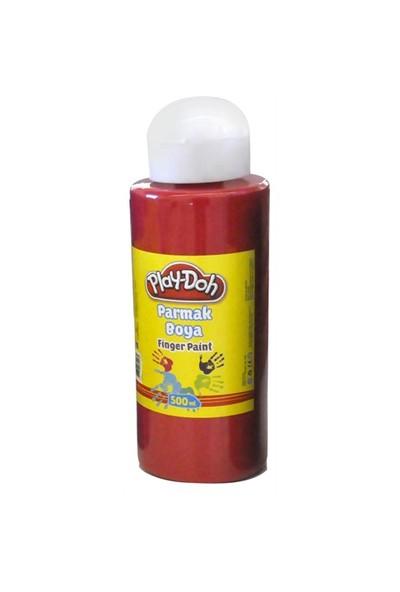 Play-Doh Parmak Boyası 500Ml Kırmı Play-Pr011