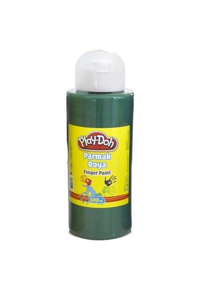 Play-Doh Parmak Boyası 500Ml Yeşil Play-Pr013