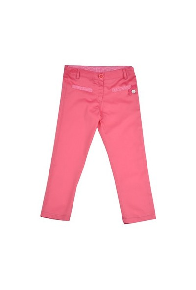 Zeyland Kız Çocuk Pembe Pantolon K-41M204czn01